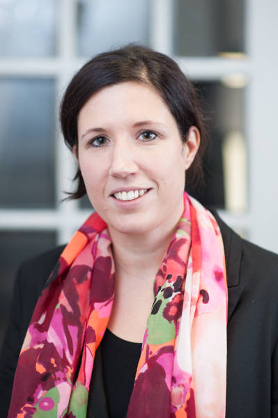 Rechtsanwältin Vanessa Kaiser